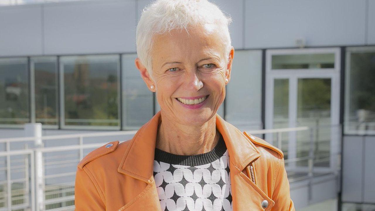 Brigitte Klinkert est présidente du conseil départemental du Haut-Rhin depuis 2017.
