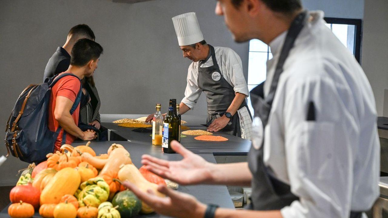 La Cité Internationale de la Gastronomie de Lyon