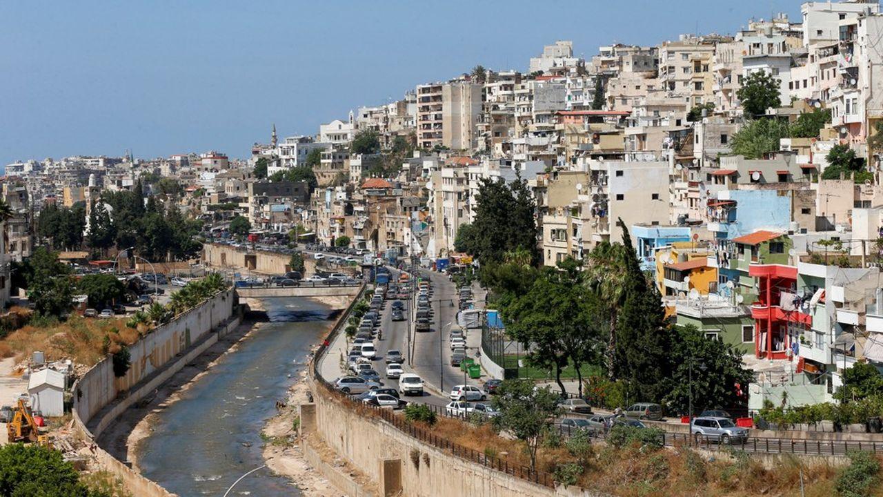 Le Liban a historiquement joué un rôle de succursale financière pour la Syrie (photo: Tripoli).