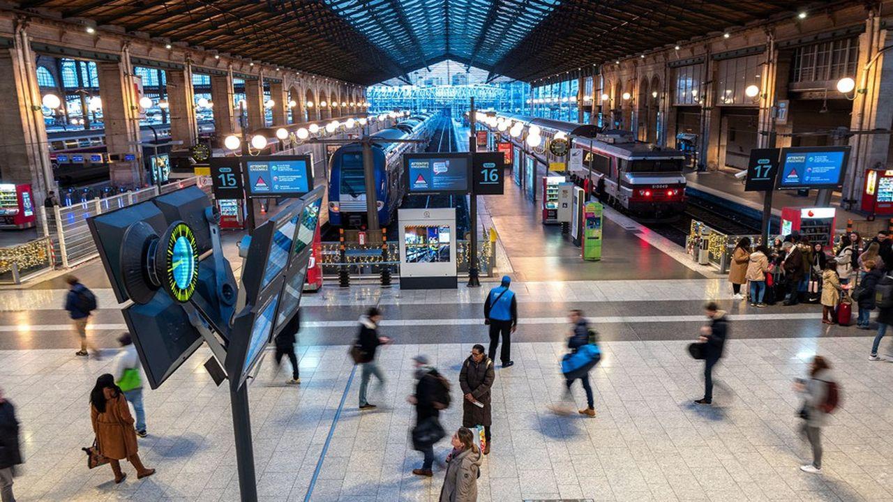 Le projet veut adapter la gare à l'augmentation du nombre de voyageurs (700.000 aujourd'hui contre 900.000 prévus en 2030).