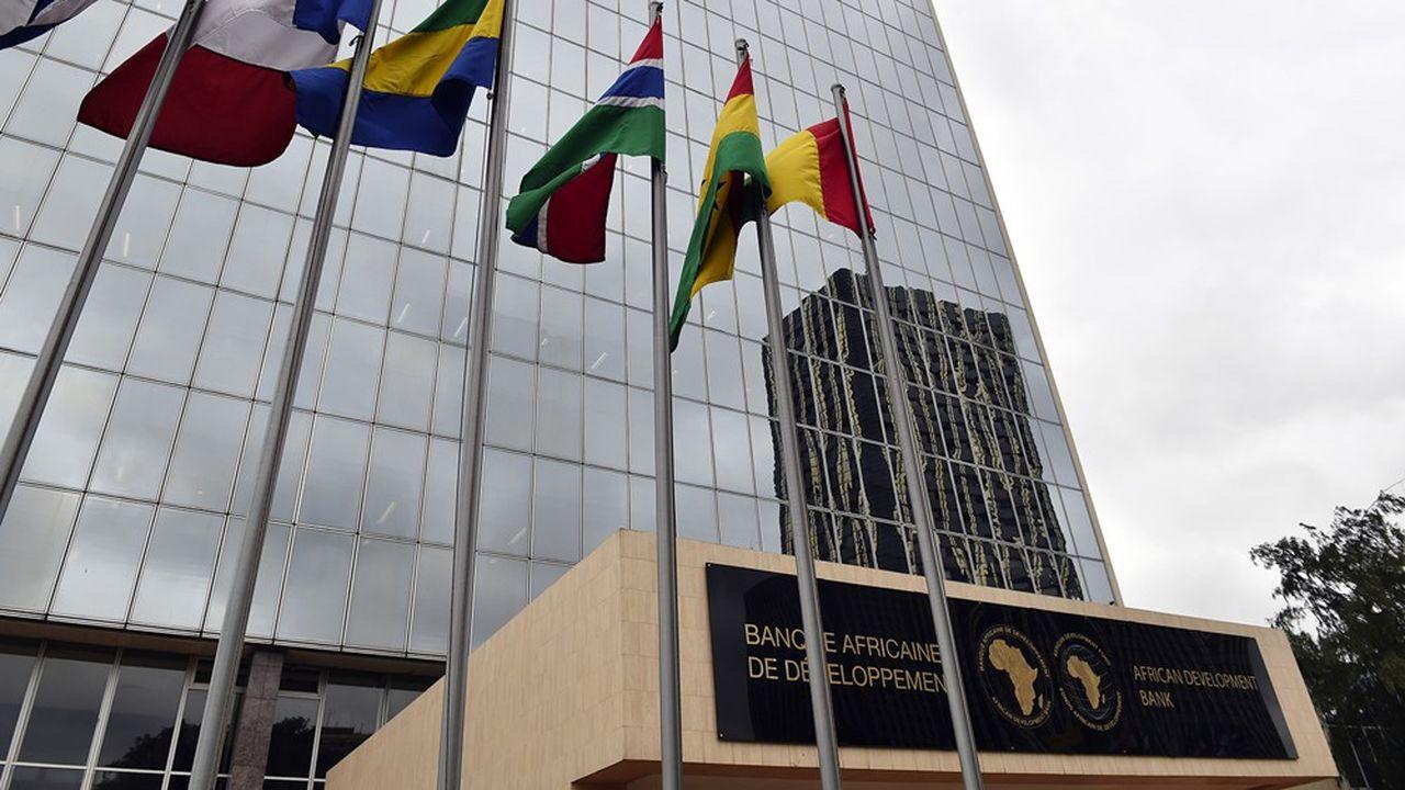 Le siège de la Banque africaine de développement est installé à Abidjan en Côte d'Ivoire.