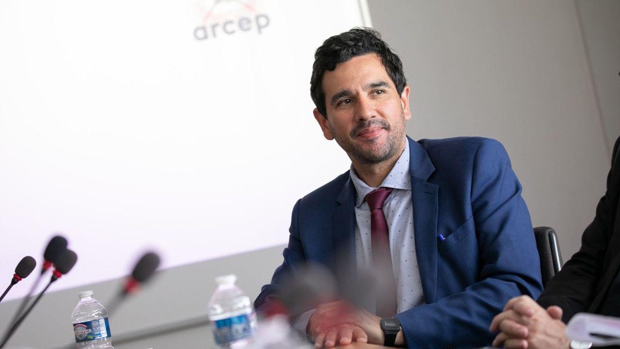 Sébastien Soriano, président de l'Arcep: «l'Arcep reste extrêmement préoccupée par le poids très fort d'Orange sur le marché entreprises.»