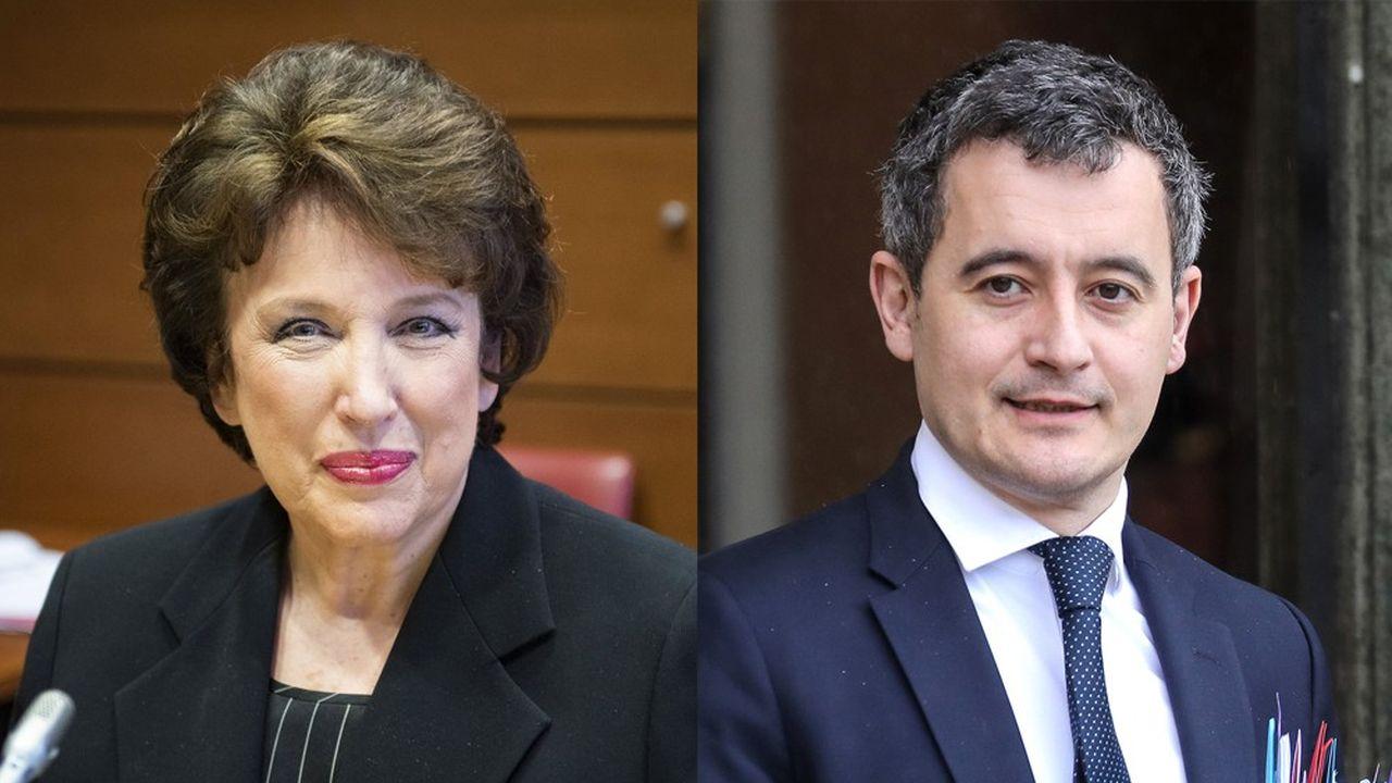 Les arrivées de Roselyne Bachelot et d'Eric Dupond-Moretti ont surpris dans les rangs de la majorité. La promotion Place Beauvau de Gérald Darmanin, qui fait l'objet d'une plainte pour viol, suscite un malaise général.