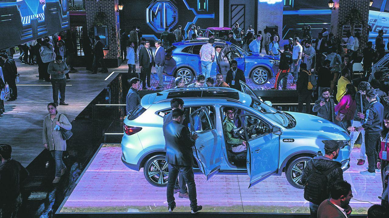 Il s'est vendu 2.800 unités en Europe de la MG ZS EV du groupe SAIC, sur les cinq premiers mois de 2020.