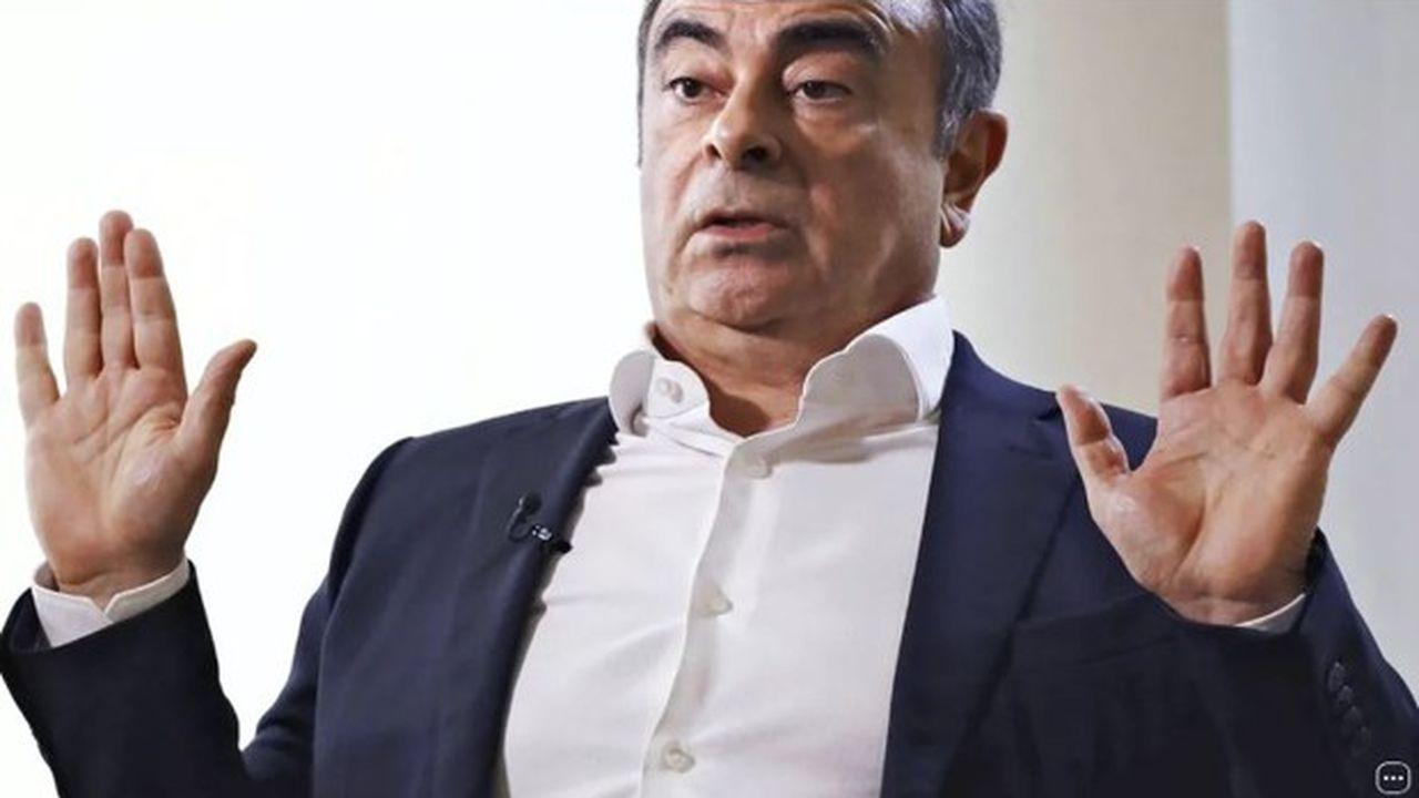 On en connaît plus sur la logistique de l''affaire Carlos Ghosn'.