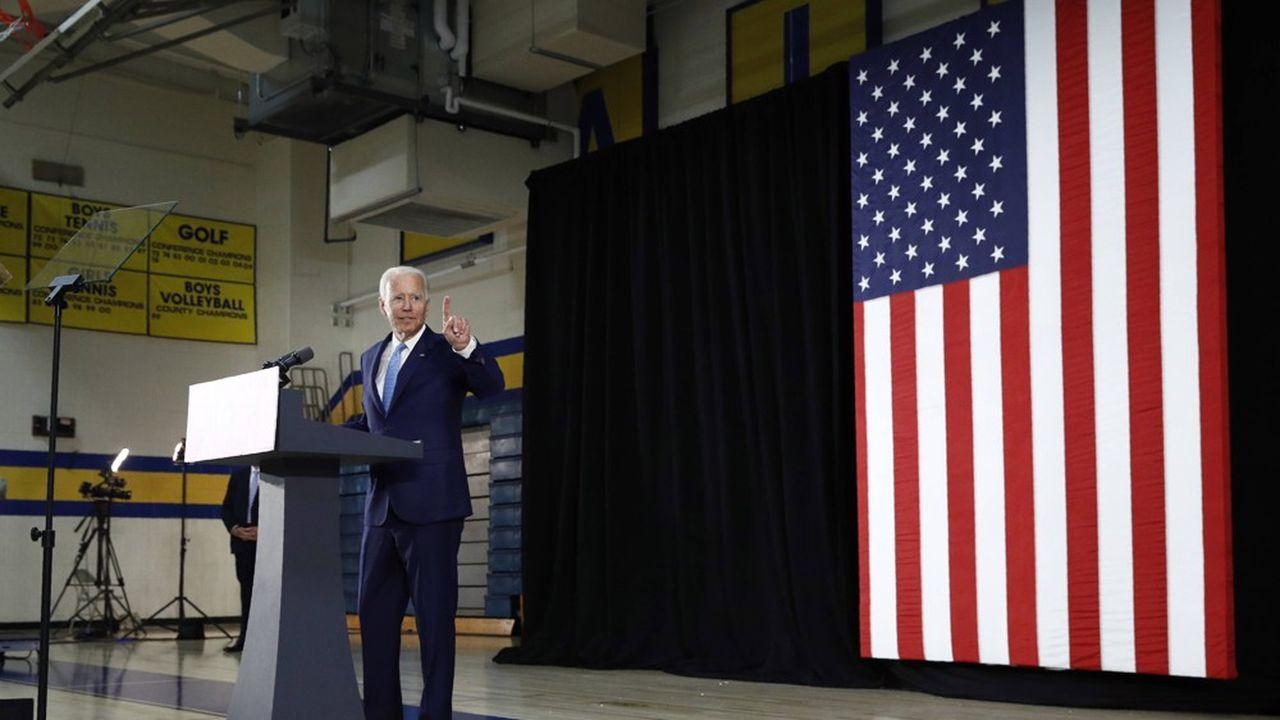 «Le premier jour de ma présidence, je rejoindrai l'OMS et réaffirmerai notre leadership mondial», a promis Joe Biden.