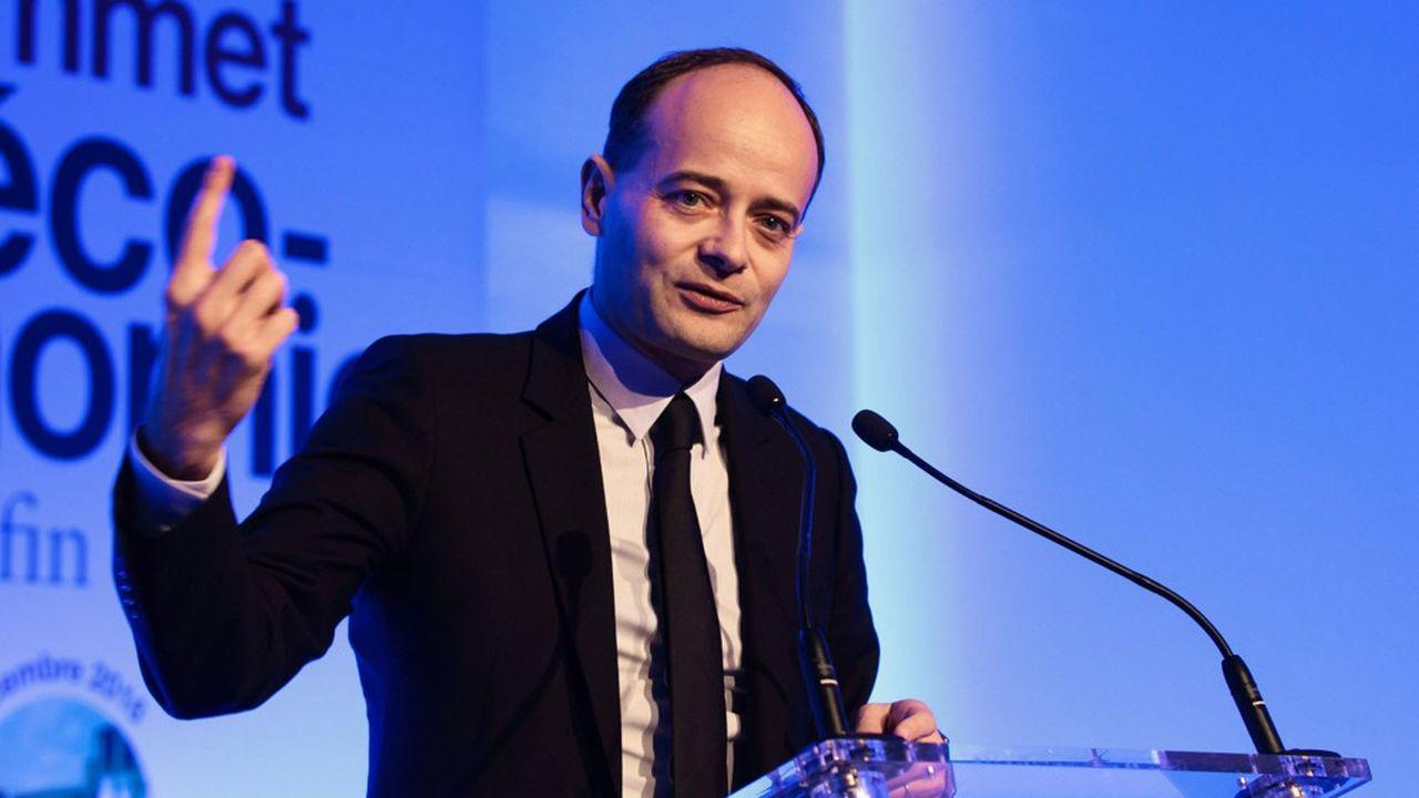 Mathieu Laine a fondé Altermind il y a une dizaine d'années à Londres.
