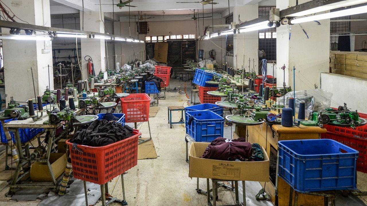 Un journaliste infiltré dans l'usine d'un sous-traitant de Boohoo à Leicester a révélé des conditions de travail déplorables.