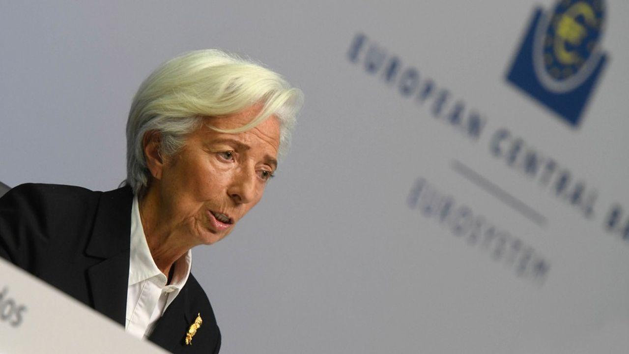 La BCE «doit examiner tous les secteurs d'activité et les opérations dans lesquels nous sommes engagés afin de lutter contre le changement climatique car, en fin de compte, c'est l'argent qui fera la différence», a déclaré Christine Lagarde.