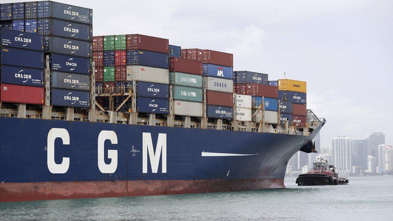 L'armateurCMA CGM, numéro quatre mondial du transport maritime de conteneurs, va suspendre toutes les exportations de bois depuis la Gambie.