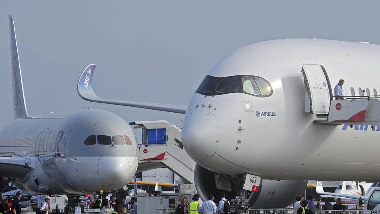 L'Union européenne attend toujours le feu vert de l'OMC pour pouvoir taxer des produits américains dans le dossier Boeing.