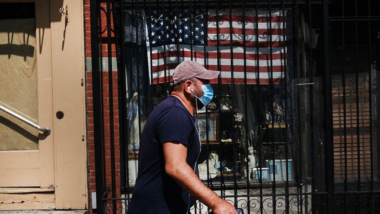 Selon le vice-président Mike Pence, 39millions d'Américains ont été testés.