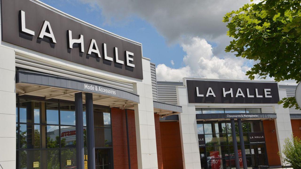 Le plan de relance de la Halle prévoit 60 millions d'euros d'investissements.