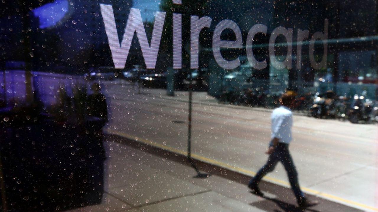 Le groupe Wirecard a perdu plus de 12milliards d'euros de valorisation boursière en quinze jours, soit une chute de 98% du cours de l'action.