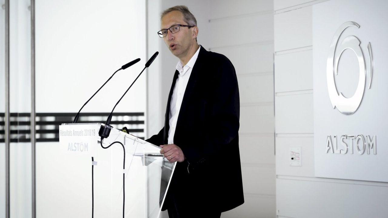 Mercredi, le PDG d'Alstom Henri Poupart-Lafarge a assuré lors de l'assemblée générale de ses actionnaires que les discussions avec la Commission étaient «fluides».