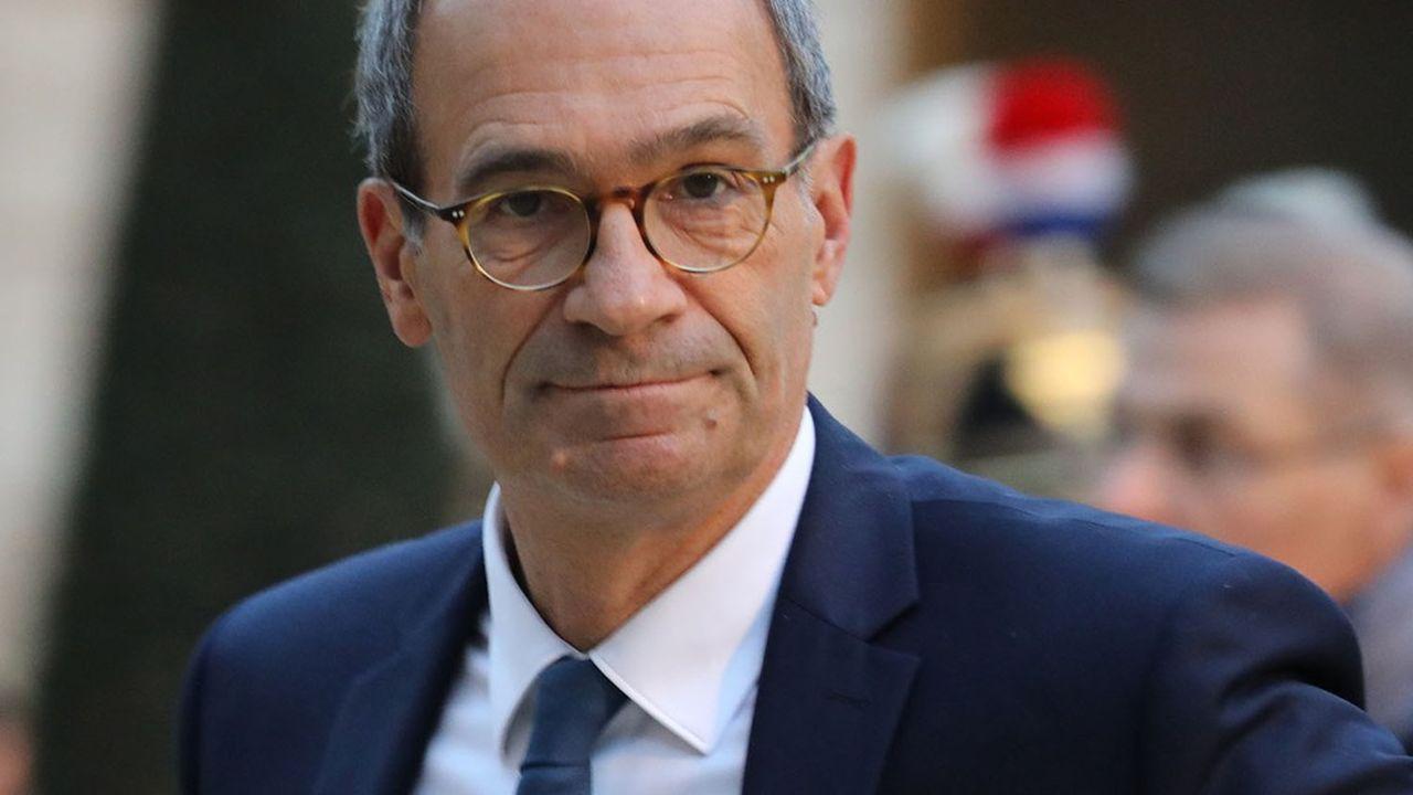 Eric Woerth, député Les Républicains de l'Oise, est président de la commission des Finances.