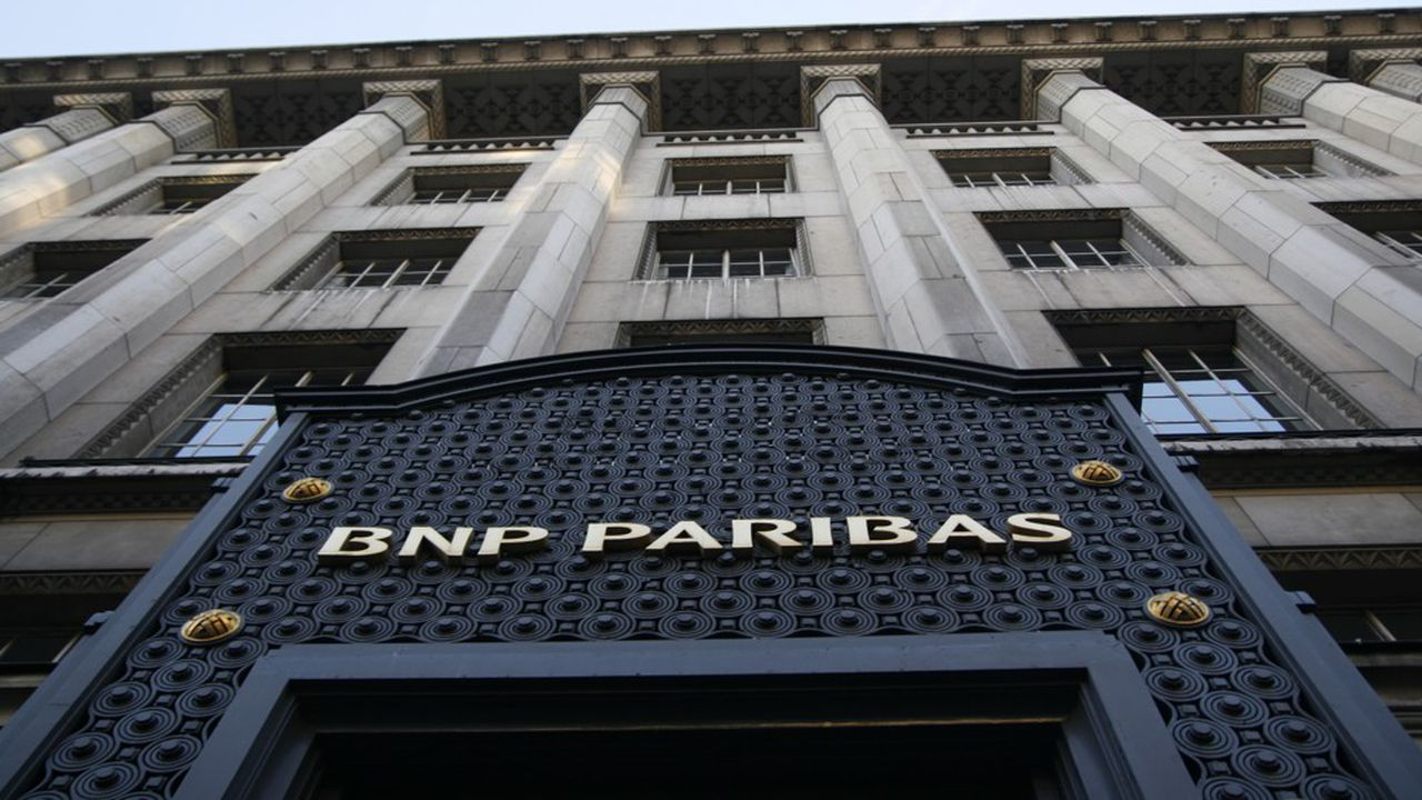 BNP Paribas est devenue la première banque de la zone euro par sa capitalisation.
