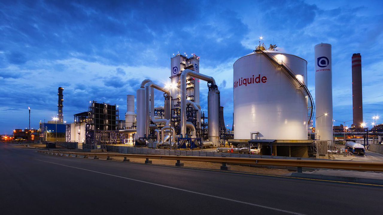 Air Liquide est l'un des leaders mondiaux de l'hydrogène, issu à 95% d'énergies fossiles aujourd'hui.