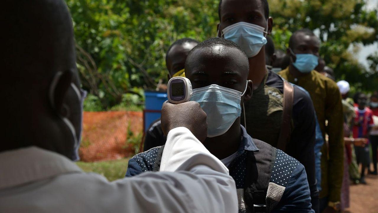 Le continent africain est handicapé par sa faible capacité à multiplier les tests de dépistage du Covid-19.