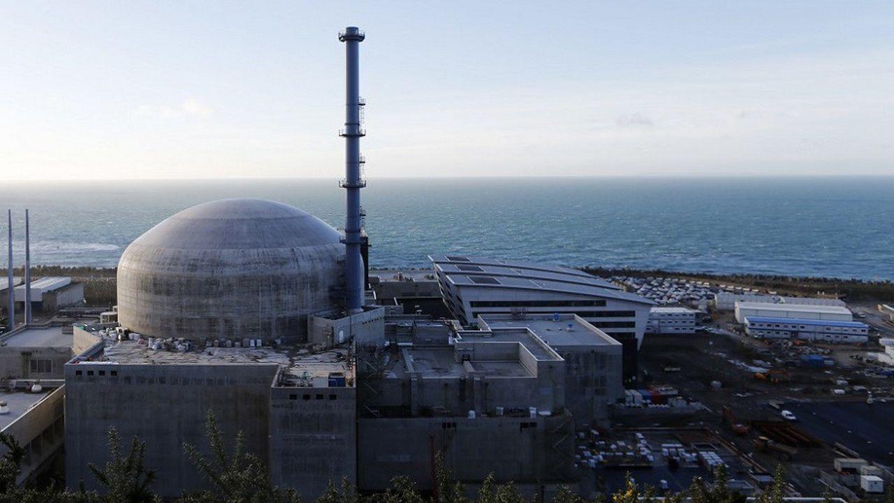 Le chantier de l'EPR de Flamanville a déjà pris une décennie de retard.