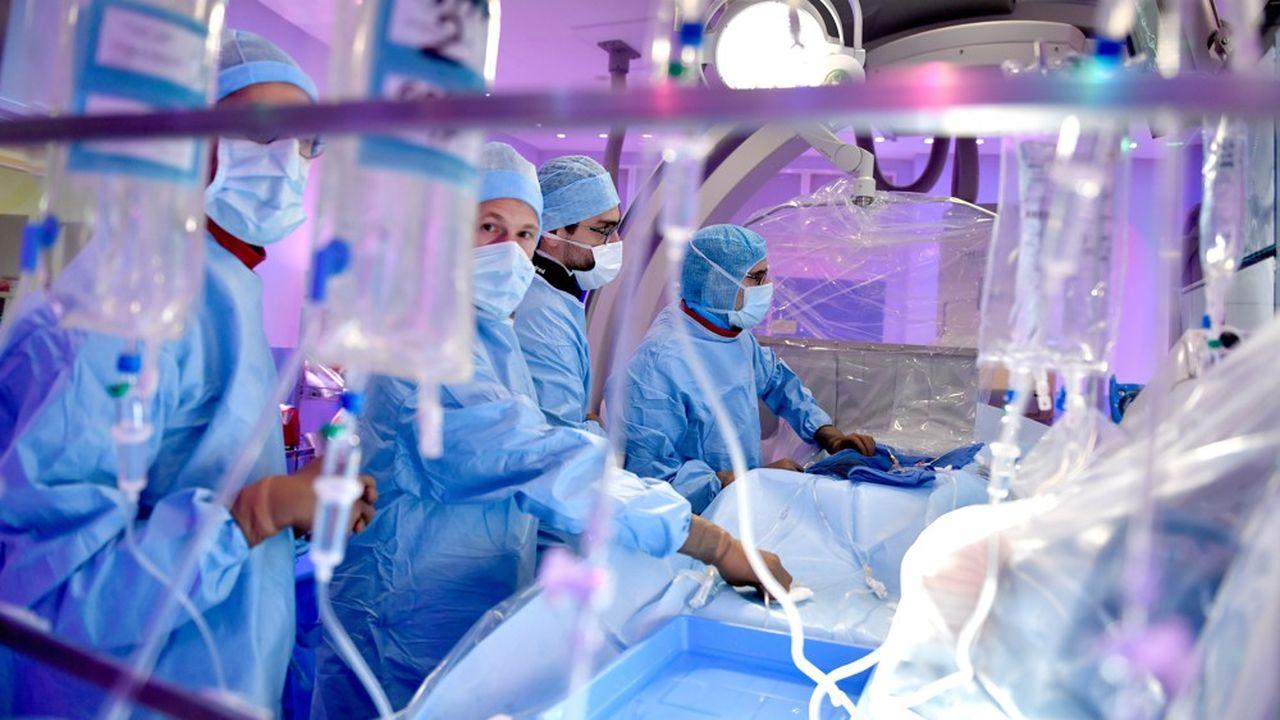 Les revalorisations promises aux hospitaliers devront s'accompagner de réorganisations.