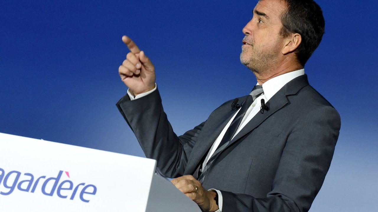 Arnaud Lagardère a été condamné par le tribunal judiciaire de Paris à payer 60.000euros à Amber Capital.
