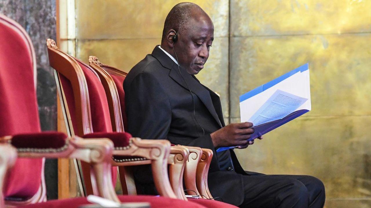 Amadou Gon Coulibaly était premier ministre de Côte d'Ivoire et dauphin désigné d'Alassane Ouattara pour l'élection présidentielle.