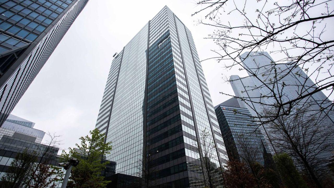 L'Autorité bancaire européenne (EBA) a emménagé à la Défense en raison du Brexit.