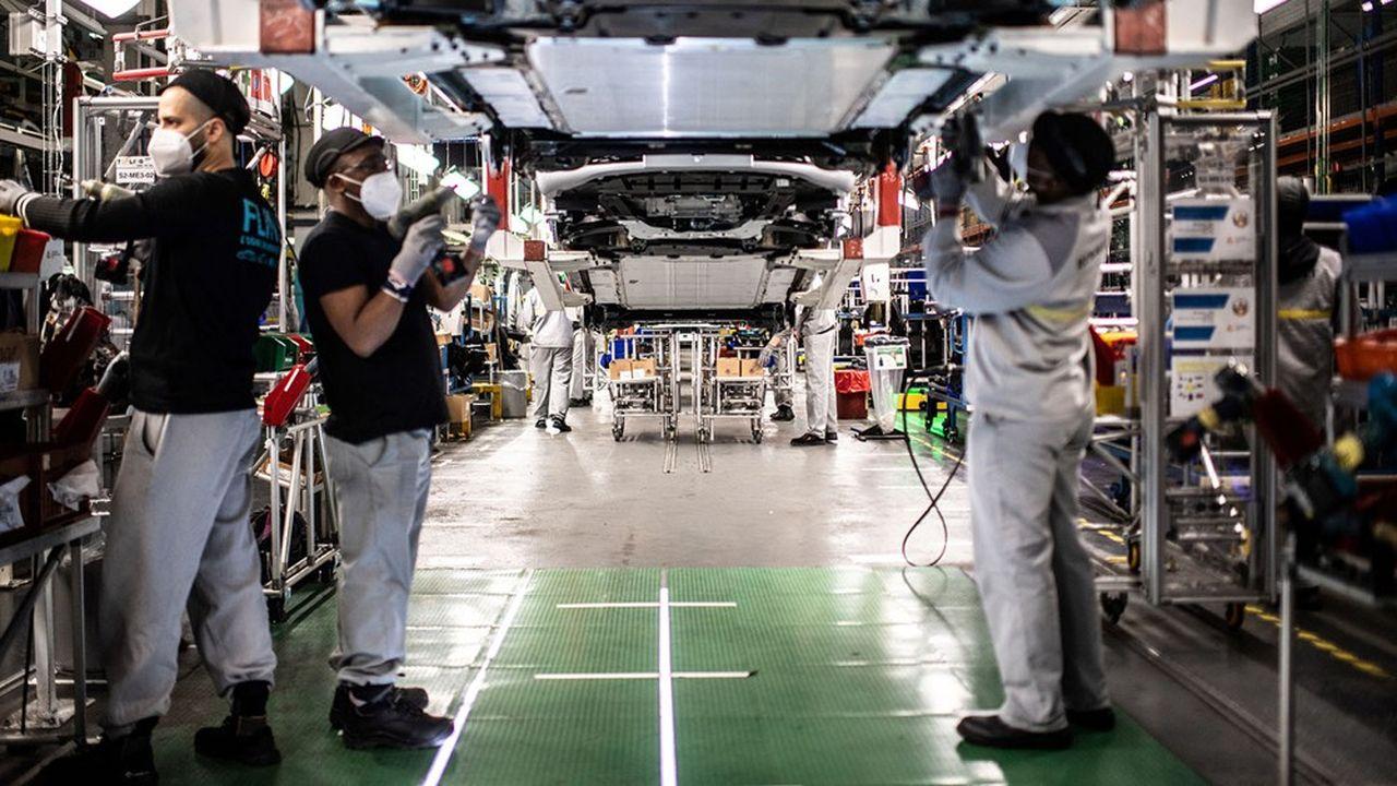 Renault a bénéficié au mois de mai d'un prêt garanti par l'Etat de 5milliards d'euros.