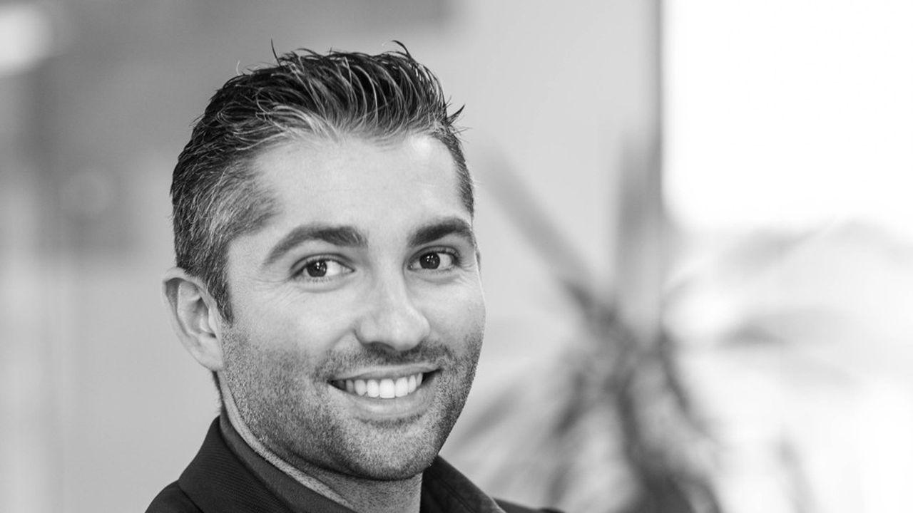 Sébastien Arsac, 34 ans, a créé sa société en 2012.