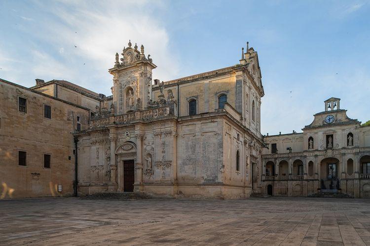 Le défilé Croisière de Dior se déroulera sans public le 22 juillet à Lecce, dans les Pouilles.