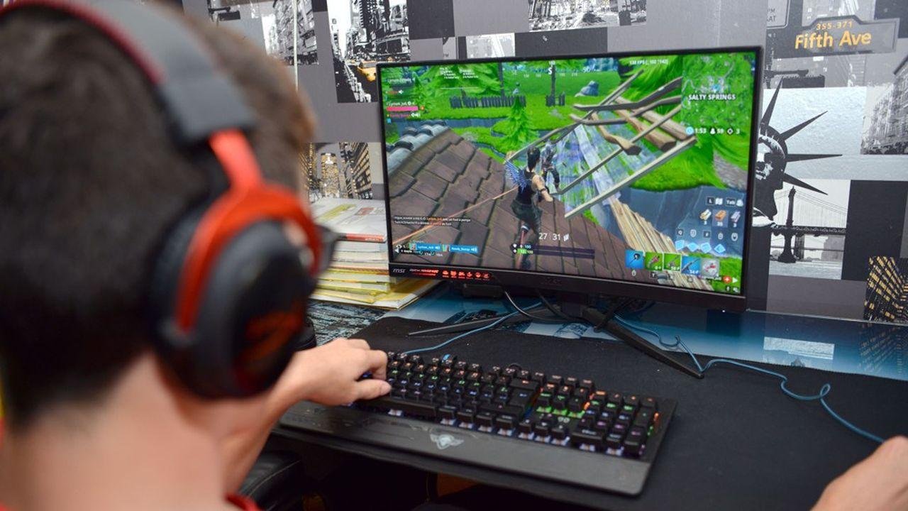 La franchise star Fortnite revendique plus de 350millions de joueurs en ligne dans le monde.