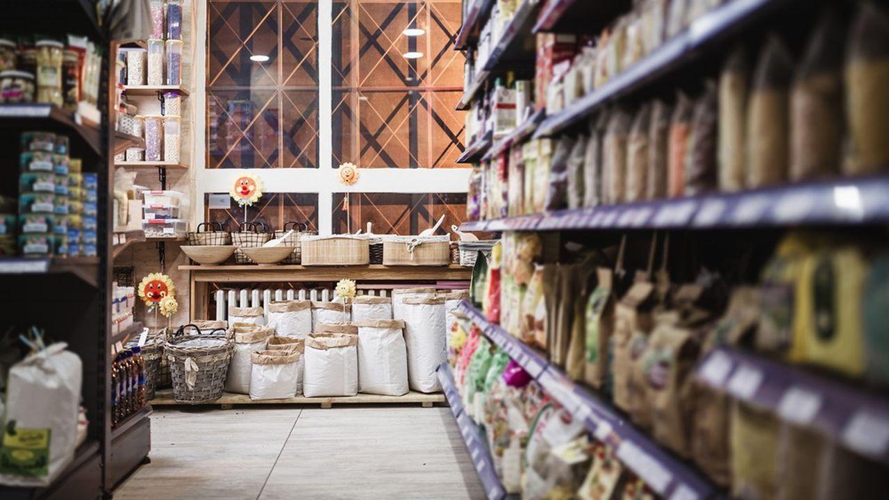 Six salariés des Deux Vaches se sont associés à titre personnel pour développer la vente de yaourt en vrac sous une nouvelle marque.