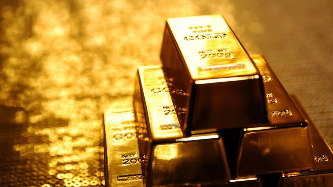 L'or, valeur refuge par excellence, s'envole depuis le début de l'année avec une hausse de son cours de 18,6%.
