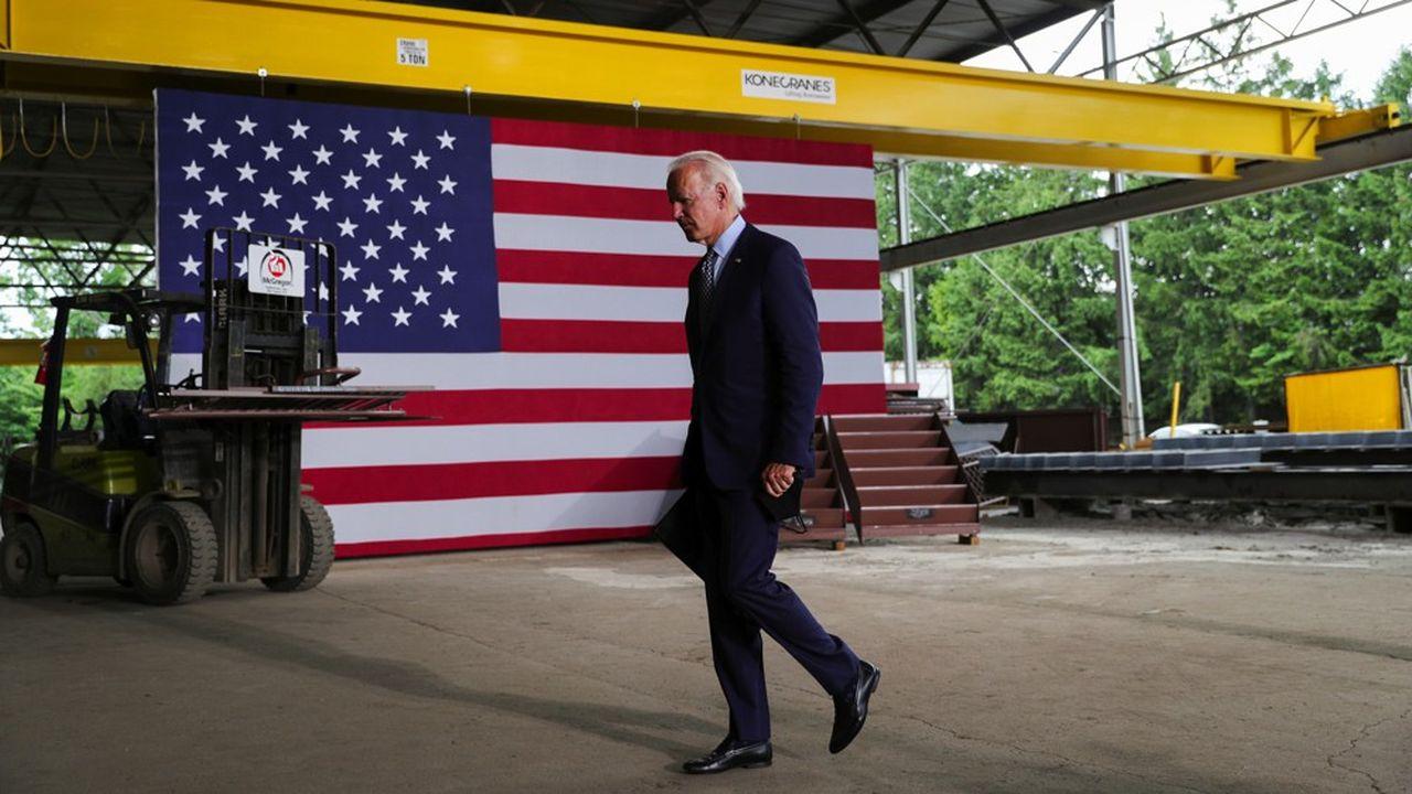 Le plan de Joe Biden pour sortir les Etats-Unis de la crise