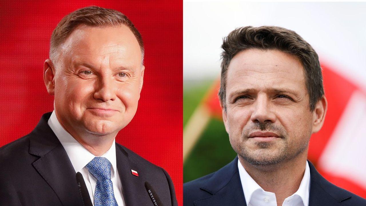 Pologne : duel serré à la tête de l'Etat