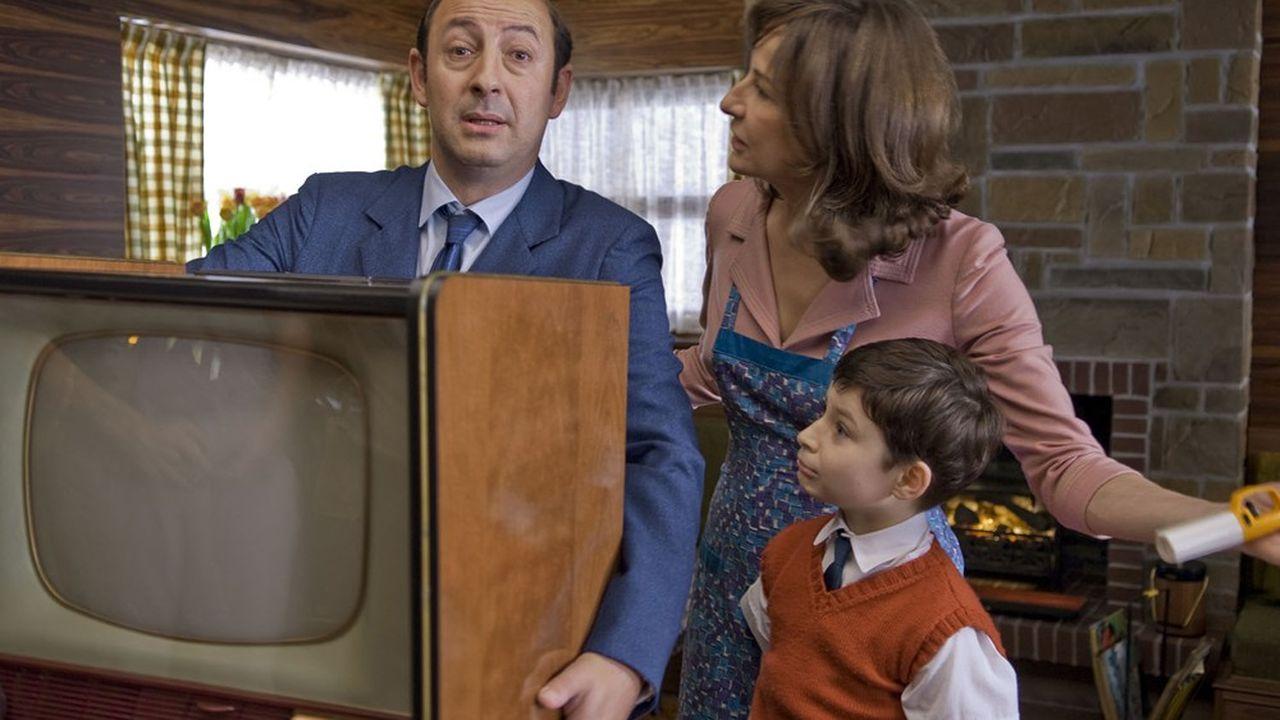 M6 diffuse «Le petit Nicolas», sorti il y a plus de dix ans au cinéma, qu'il a coproduit.