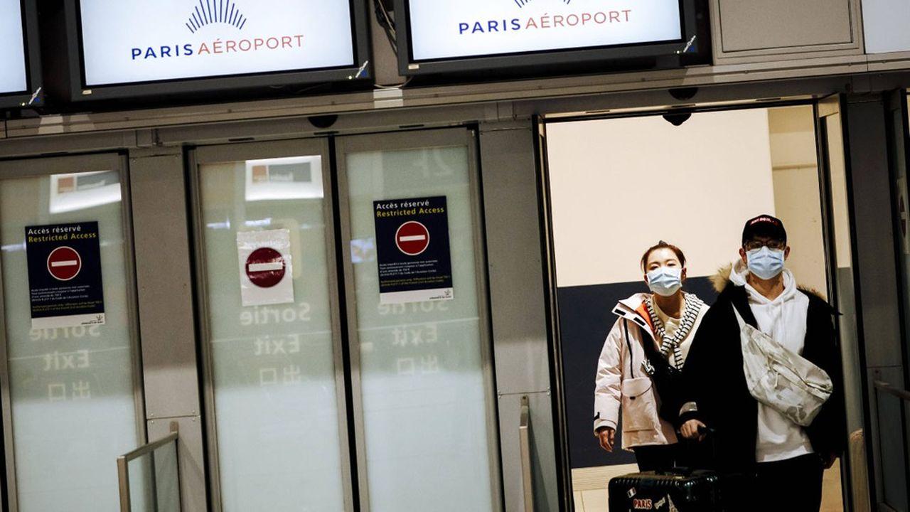 Trois vols hebdomadaires partent de Chine pour Paris, quand la France n'a le droit qu'à un vol vers Shanghai. Les tarifs s'envolent.