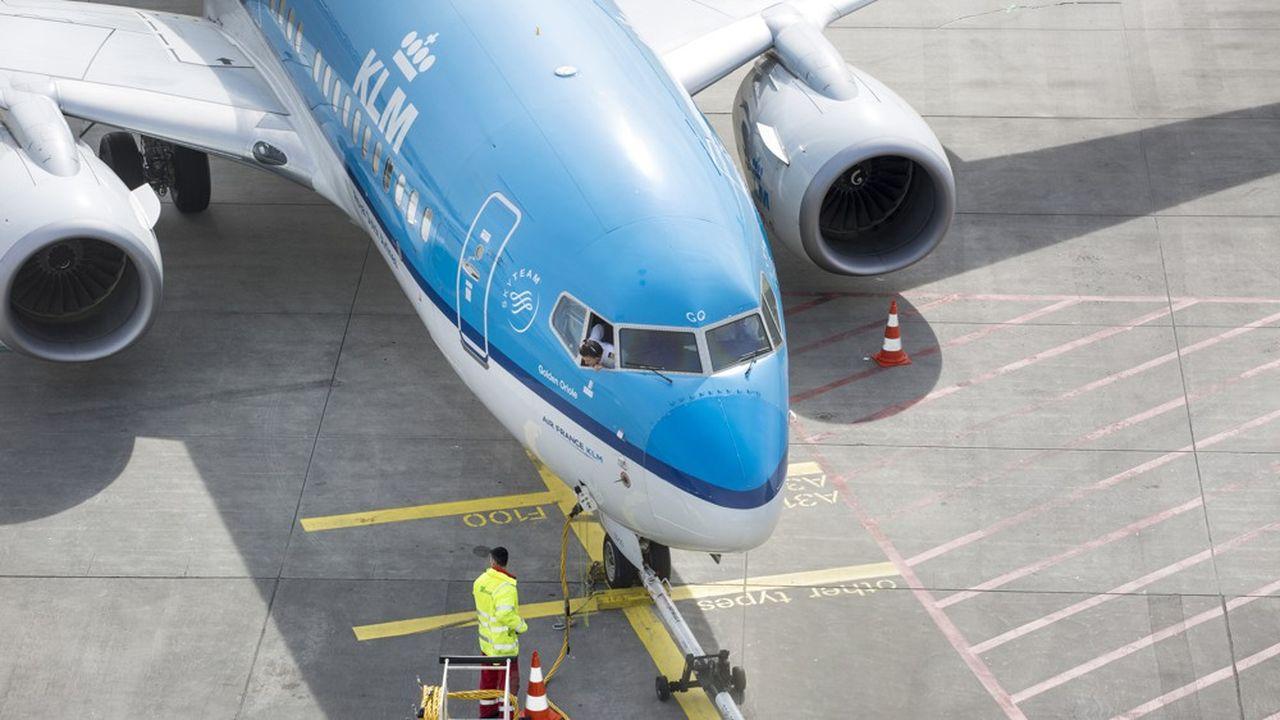 Au total, le groupe Air France-KLM aura obtenu 10,4milliards d'euros de prêts.