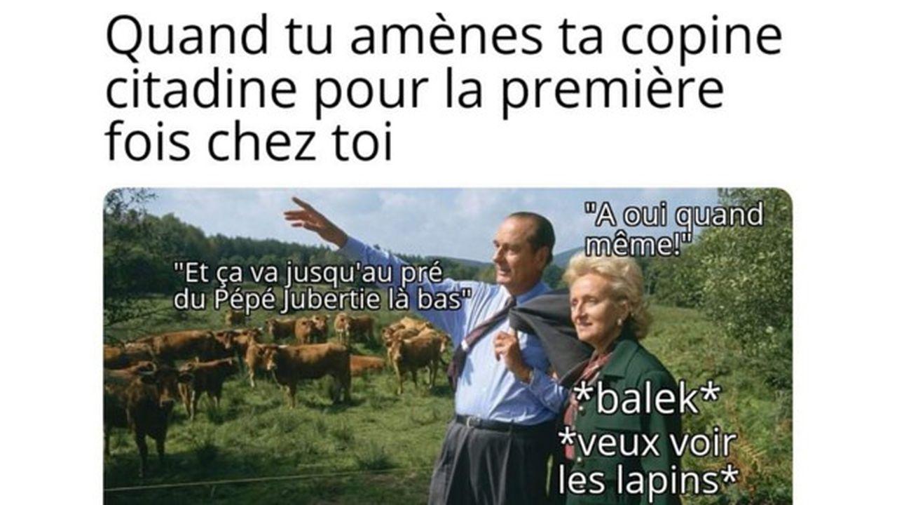 Memes décentralisés a permis de dévoiler les différentes cultures de France, même s'il s'agit souvent de clichés.