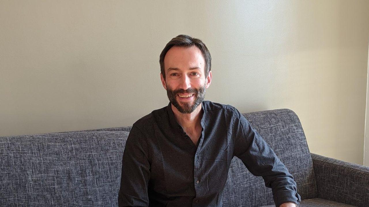 Antoine, 42 ansest senior vice-president product au sein d'Ogury.