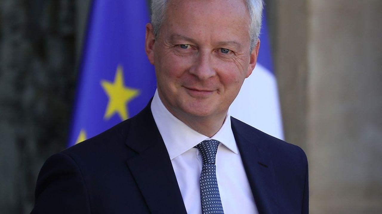 «Il faut baisser massivement les impôts de production. Et dans ces impôts, celui qui pèse le plus sur l'industrie, puisque je veux réussir la reconquête industrielle de notre pays, c'est la CVAE », a déclaré lundi Bruno Le Maire.