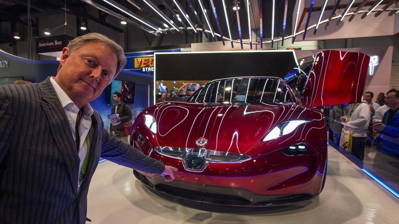 La Fisker Ocean n'est pas la première tentative de fabrication de véhicule électrique de la part de l'entrepreneur Henrik Fisker.