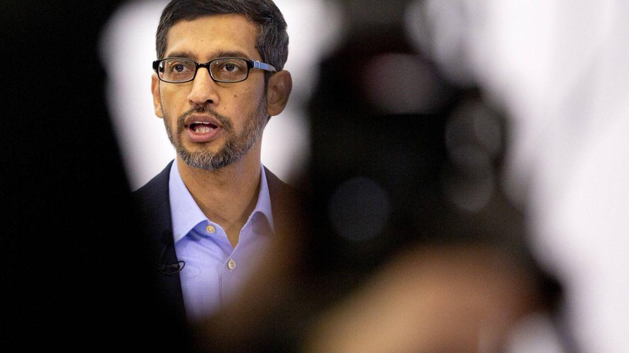 Sundar Pichai a pris la direction de Google à l'été 2015