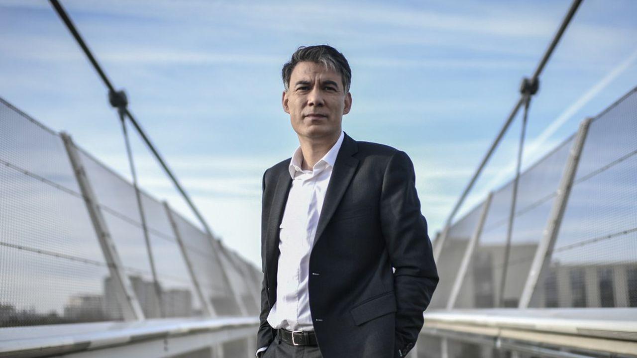 Olivier Faure est député de Seine-de-Marne et, depuis avril2018, premier secrétaire du Parti socialiste.