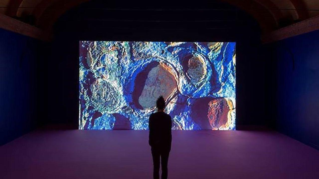 Angelika Markul - Formule du Temps, Centre International d'Art et du Paysage, île de Vassivière. Jusqu'au 1er novembre 2020.