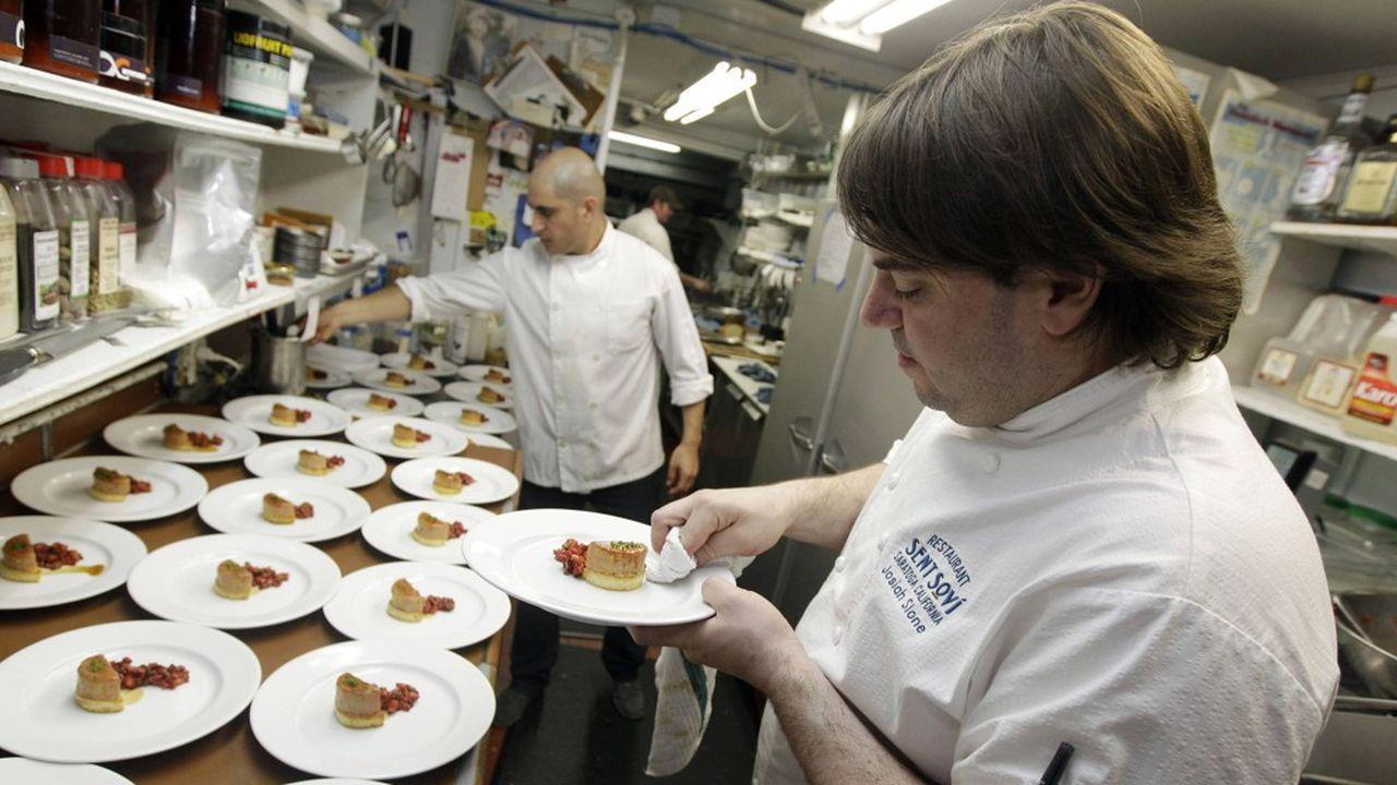 Les restaurants de Californie peuvent à nouveau proposer du foie gras dès lors que celui-ci n'a été ni produit, ni acheté sur place.