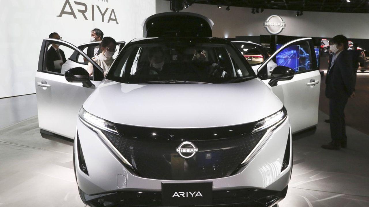 Nissan Ariya: Ca passe ou ça casse
