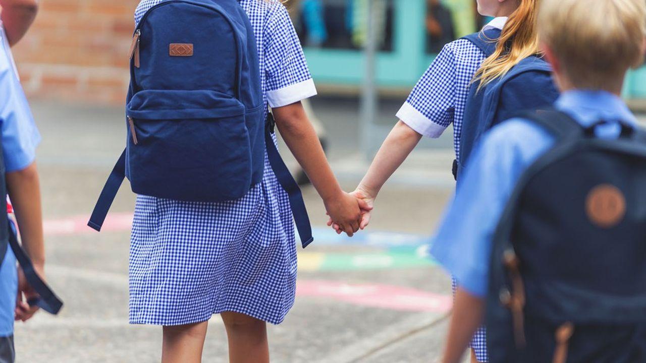 En 2019, l'allocation de rentrée scolaire a été distribuée à 3millions de familles.