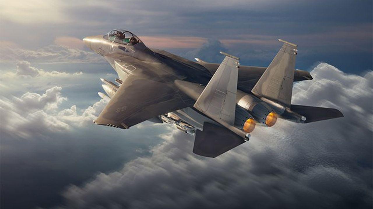 Boeing reçoit l'appui de l'US Air Force pour développer la version F15 EX de son mythique avion de chasse F15.